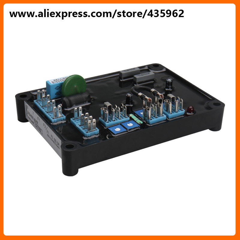 цена на Brushless stamford alternator high quality generator spare part voltage regulator automatic AS480 AVR