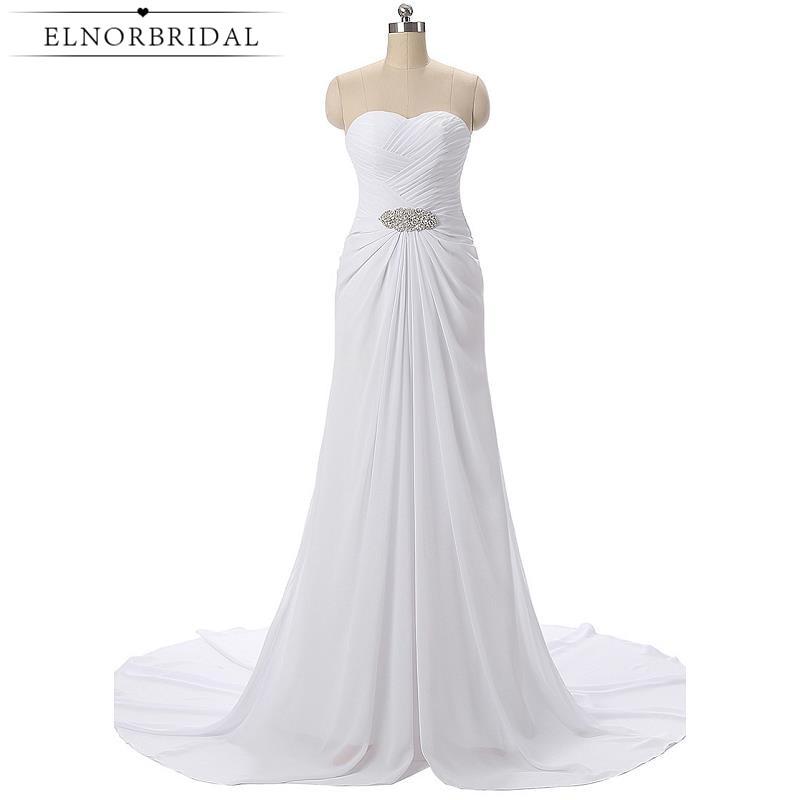 Poceni poročne obleke Plus velikost 2019 Vestido De Noiva Sladki srček nazaj ročno izdelane poročne obleke velike velikosti iz Kitajske