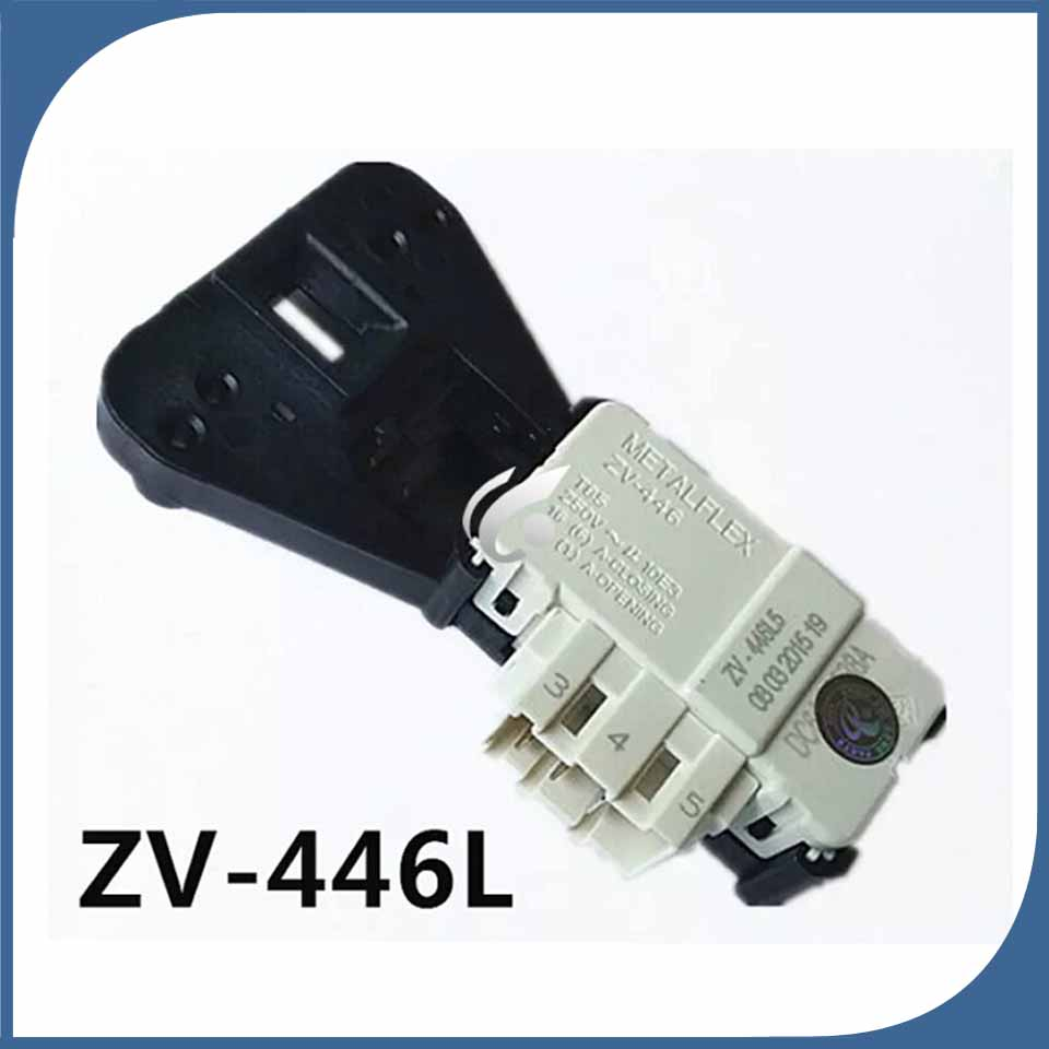 new Original for washing machine electronic door lock delay switch ZV-446L5 DC64-01538A METALFLEX ZV-446 3 insert