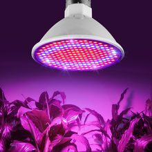 60 126 200 LED Grow Light Bulb for Plant Flower Vegetable Growing Indoor Greenhouse Hydroponics Grow lamp E27 AC85V-265V(China)