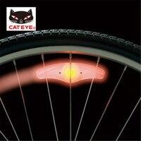 1pcs CATEYE ORBIT Spoke Lamp Safety Warning Lamp Wheels Lamp Mountain Bike Riding Equipment Hot