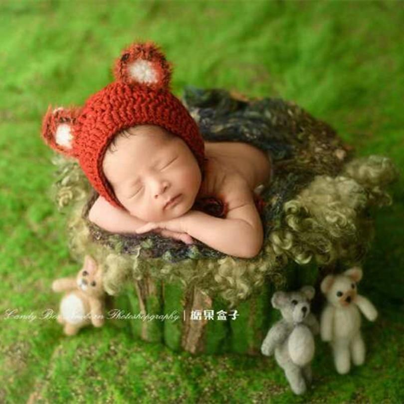 SALE-Newborn hat Newborn knitted hat Newborn bonnet newborn photography prop 13 colors newborn prop bonnet