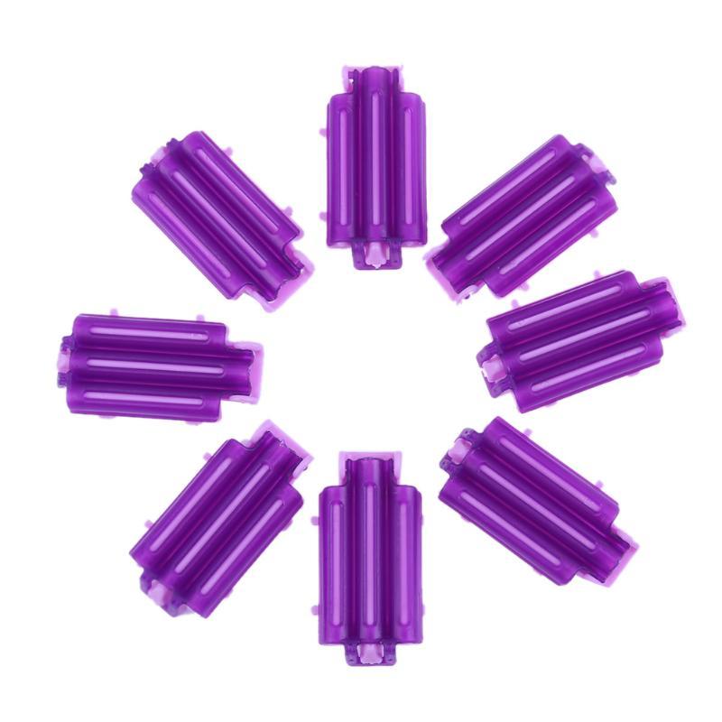 45 teile/beutel Mais Magic Hair Clips Flauschigen Wurzeln Dauerwelle DIY Styling Lockenwickler Rollen Welliges Haar Design Curling Lockenwickler Friseur Werkzeuge