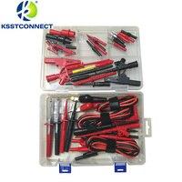 JW2300 Electronic Specialties Test Lead Kit Test Probe Piercing Test Clip Multimeter Test Kit Electronic Probe