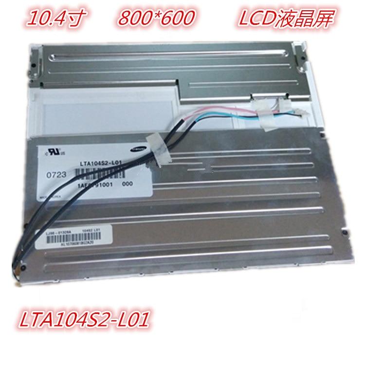 10.4-inch LCD Display LTA104S1-L01 LTN104S2-L01 original 10 4 inch industrial lcd screen ltn104s2 l01 free shipping