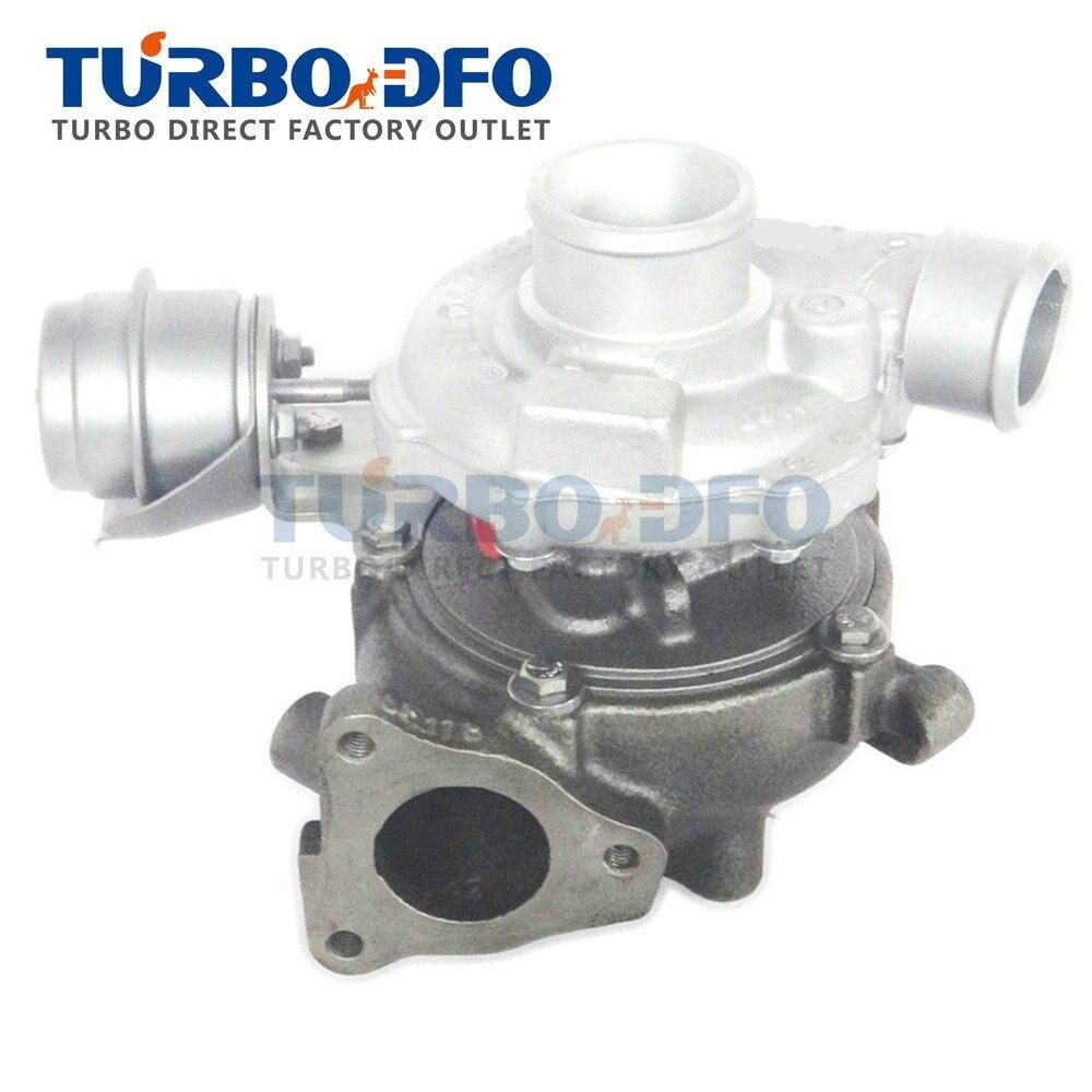 Turbina de GT1544V cargador de turbo completo 740611/782403 para KIA Rio 1,5 CRDI U1.5 L Euro 3 81 KW 110 HP 2005-28201-2A100/2A120