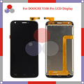 10Pcs/Lot Highest quality For DOOGEE Valencia2 Y100 LCD Screen Display + Touch Screen Digitizer Assembly DHL Free Shipping