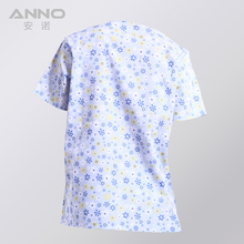 Free Shipping Resistant to Rinsing Unisex Clinical Medical Hospital Uniforms Nurse Suit Dental Hygiene Clinic Scrubs TOP