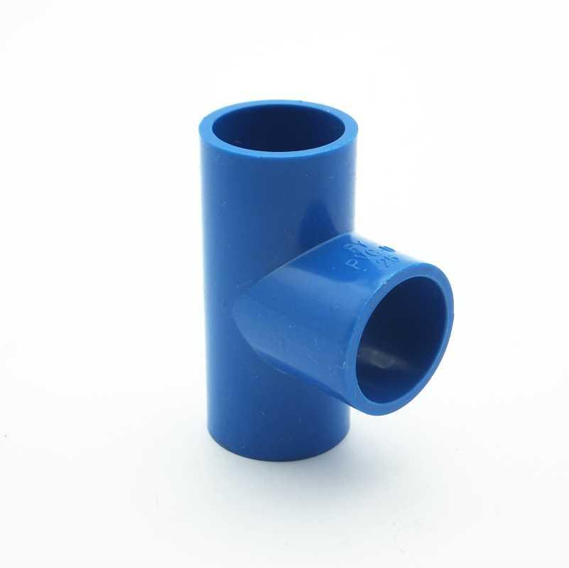 20 مللي متر ID المحملة PVC أنبوب وصلة أنابيب مشترك المقرنة محول موصل المياه ل حديقة نظام الري DIY