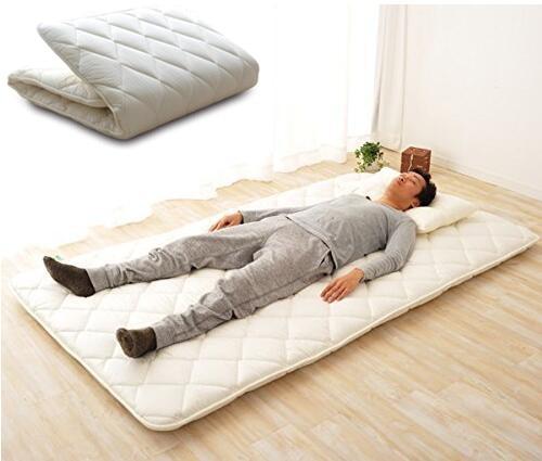 Neueste Kollektion Von Japanischen Traditionellen Boden Futon Tatami Matratze Klassischen Stil Breite 100/140 Cm Länge 210 Cm Japan Futon Tatami Bett Einzigen Möbel Wohnmöbel