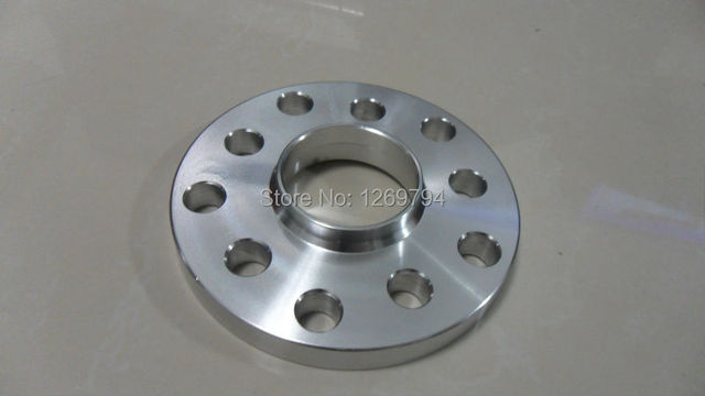 Espaçador da roda Do PCD 5x100/5x112mm Roda HUB 57.1mm 12mm de Espessura adaptador 5*100/112-57.1-12