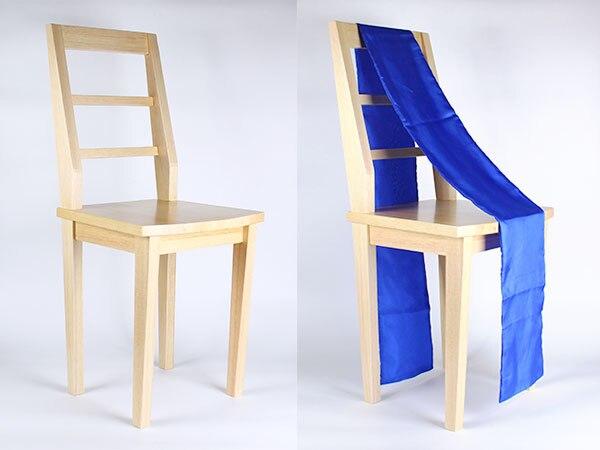 Chaise flottante illusions magiques pour magiciens, tours de magie professionnels, accessoires de magicien, illusions de magie de scène
