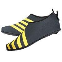 1 Pair Neoprene Short Ankle Socks Swimming Fins Diving Socks Non Slip Beach Shoes Quick Dry