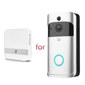 Image 2 - สมาร์ทประตู Bell Chime WiFi Doorbell AC 110 220V US EU UK AU ปลั๊ก XSH app สำหรับ EKEN Chime V5 V6 V7 สำหรับ B30 B10 B50 B60 B70