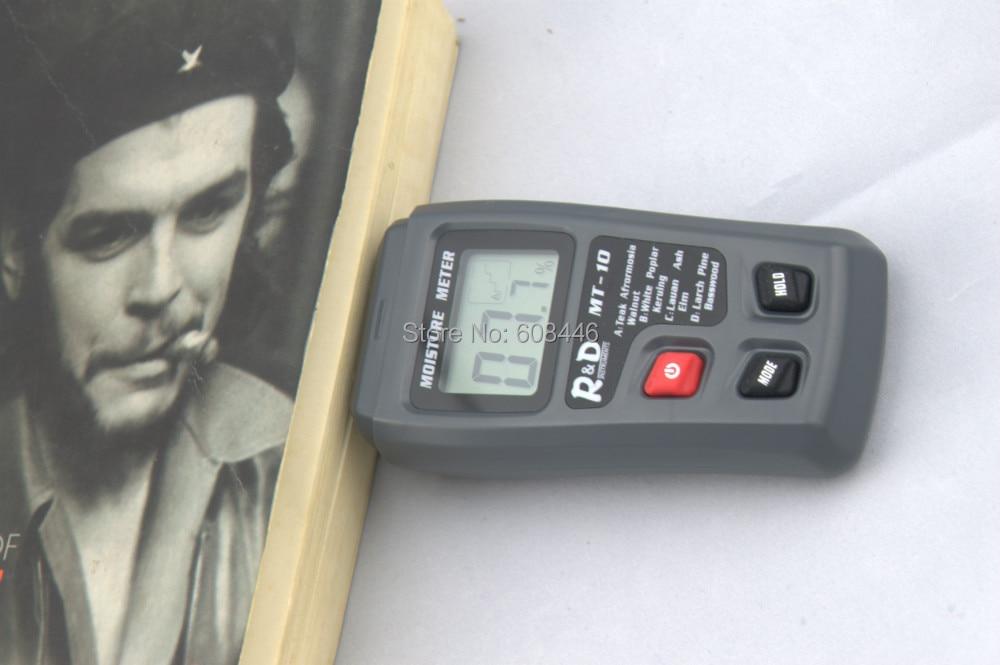 Igrometri Tester per misuratore di umidità in cartone di carta in - Strumenti di misura - Fotografia 4