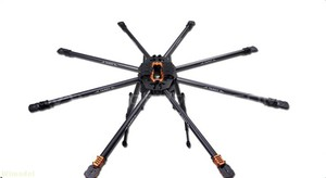Image 2 - T18 Aerial Photography 25mm Carbon Fiber Plant Protection UAV TL18T00 Octocopter Frame 1270MM FPV F08167