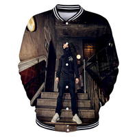 Alan Walker Jacket Coat Newest 3D printed men's Popular Alan Walker men/women Jacket Clothes