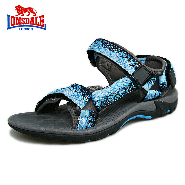 5f9ee4d1004f Lonsdale Famous Brand 2013 New Women s beach Sandals Sports Sandals Camping  Hiking Shoes Casual Traving Waterproof Free shipping