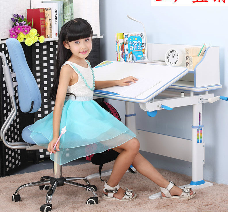 Multifungsi Meja Untuk Belajar Anak Anak Desain Ergonomis