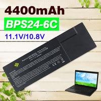 4400mAh 11.1v laptop Battery For Sony VGP BPS24 VGP BPL24 BPS24 BPL24 VGP For VAIO SA/SB/SC/SD/SE VPCSA/VPCSB/VPCSC/VPCSD/VPCSE