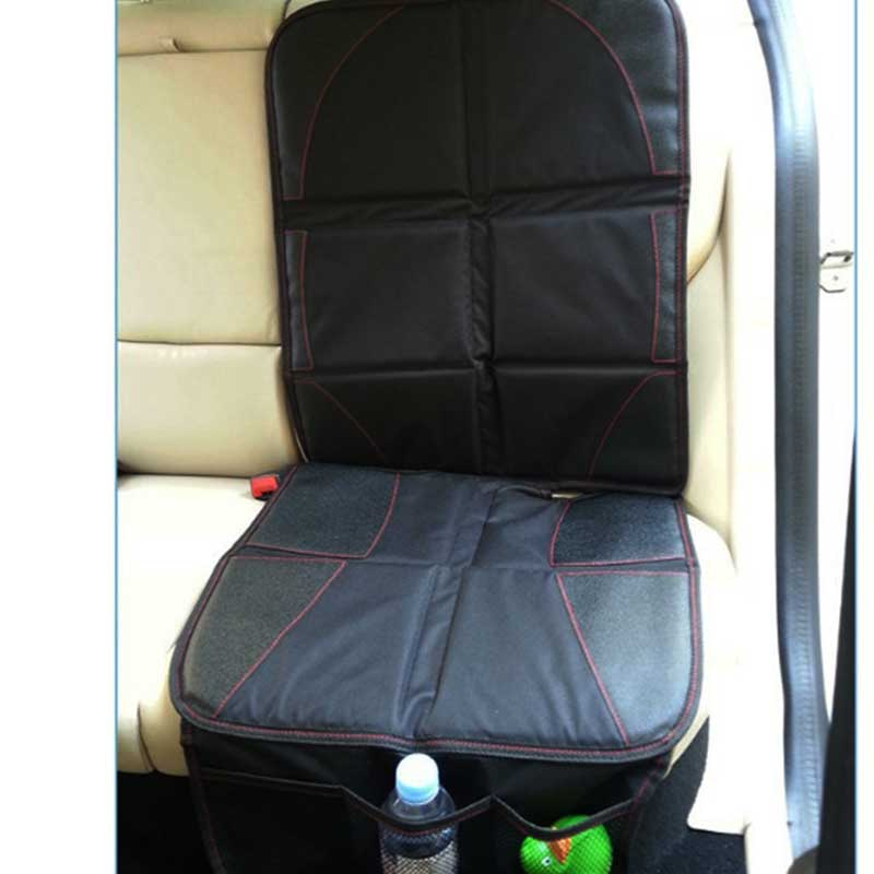 Universal Car Seat Protector Mat Car Seat Cover Easy Clean Seats Protector Safety Anti Slip Mats NJ88