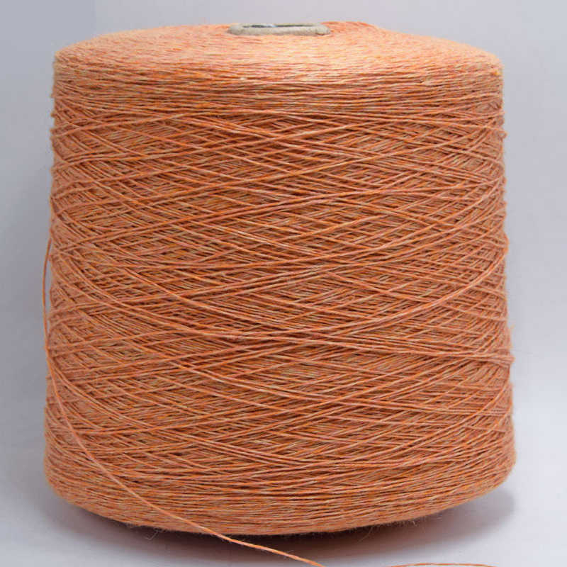 Quality New 250g Natural Health 100% Linen Yarn Hand Knitting Crochet Lace Thread tejer Special offer, Z3914