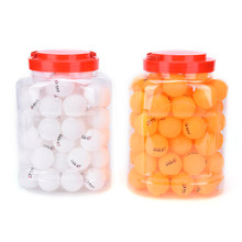 60pcs/barrel 3 Star Table Tennis Balls 40mm 2.9g Ping Pong Ball Yellow White for Table Tennis Game Training(China)