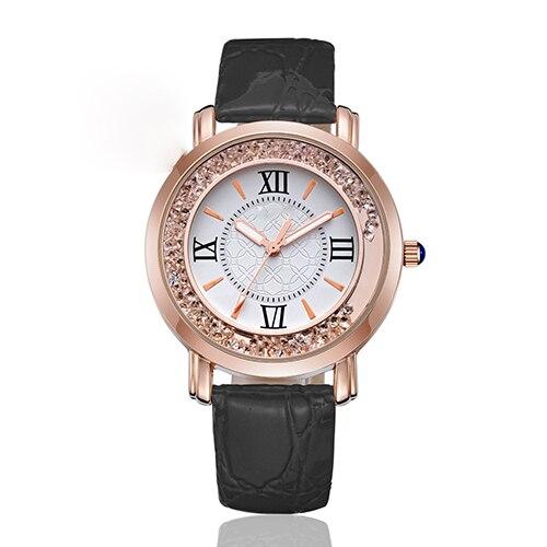 Montre à Quartz Femme montres marque de luxe 2019 Montre-bracelet Femme horloge Montre-bracelet dame Montre Femme