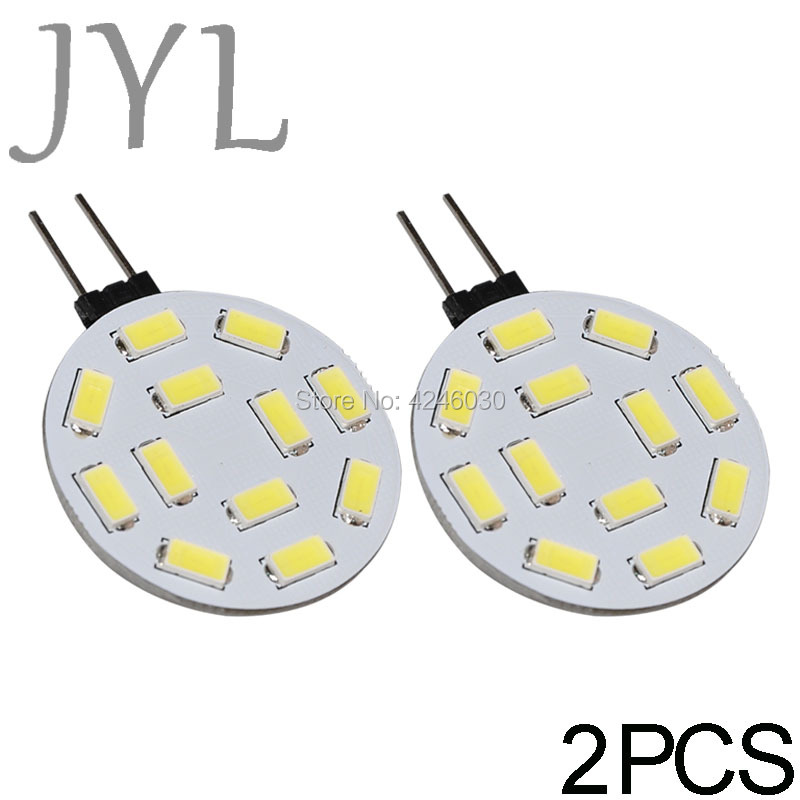 Lights & Lighting Nice Jyl 10pcs G4 12 5050 Smd Cabinet Marine Boat Reading Led Light Lamps 160-180lm 2w Dc Ac10v-24v Constant Current White Warm White Strong Packing