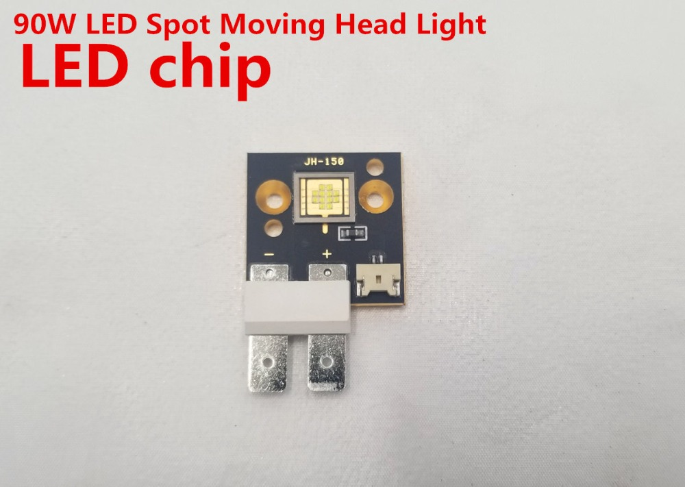 Fast Shipping 90W LED Chips 90W LED Spot Moving Head Light LED Chip Gobo 90W For LED Spot 90W Lighting Stage Accessories