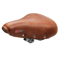 Vintage Bicycle Saddle Retro Riveted Cycling Saddle Seat Bike Comfortable Durable Seat Cover Bike Accessories