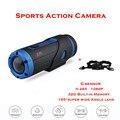 Xm h.265 g1s 1080 p hd night vision câmera de ação à prova d' água com 32 GB Cartão SD Wi-fi G-sensor de Vídeo Esporte Câmera Com Cinta do Capacete