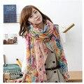 2017 новый стиль шарфы джокер поля и сады дрожащие шарфы осенью и зимой шарф пашмины горячая продажа