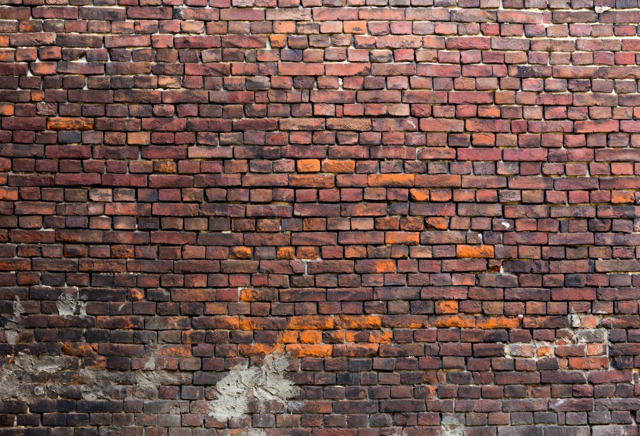 Laeacco Old Faded Brick Wall Grunge Portrait Photography Backgrounds Customized Photographic Backdrops For Photo Studio