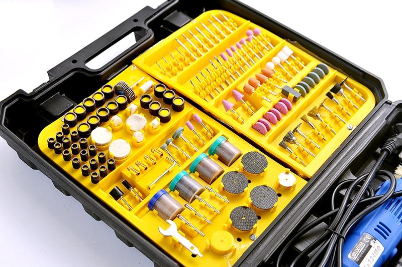 BDCAT kettős elektromos Dremel változó sebességű forgószerszám - Elektromos kéziszerszámok - Fénykép 5