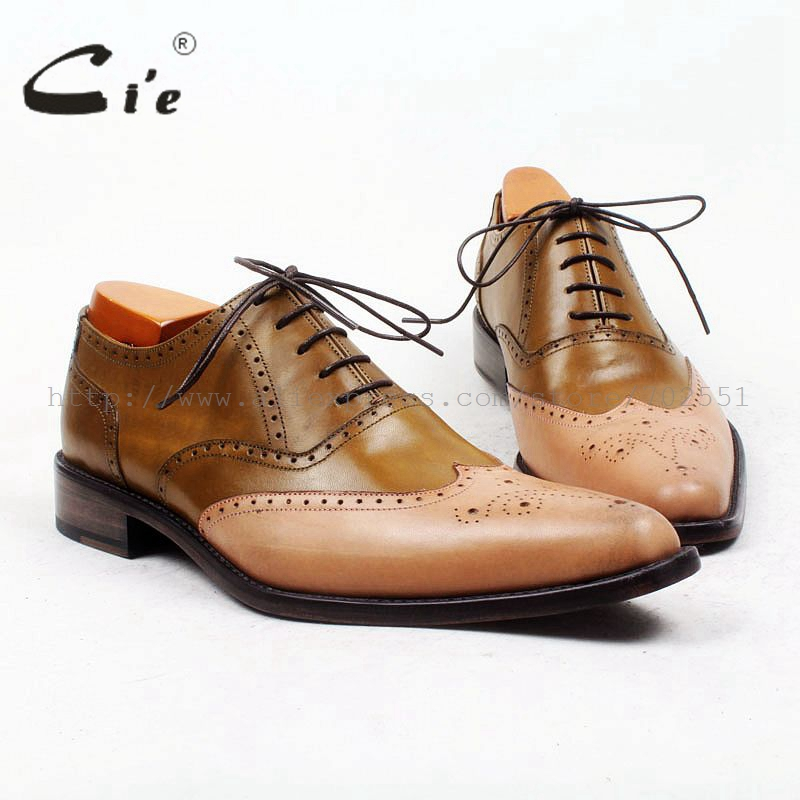 cie Pointed Full Brogues High Quality Bespoke Men Leather Shoe Custom Handmade Brown Mixed Colors Leather Breathable OX444   cie Pointed Full Brogues High Quality Bespoke Men Leather Shoe Custom Handmade Brown Mixed Colors Leather Breathable OX444