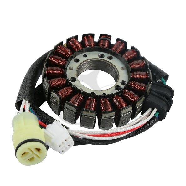 Stator Coil For Yamaha RAPTOR 660 YFM660 For ATV BEAR TRACKER 250 YFM250 Generator Motorcycle AccessoriesStator Coil For Yamaha RAPTOR 660 YFM660 For ATV BEAR TRACKER 250 YFM250 Generator Motorcycle Accessories