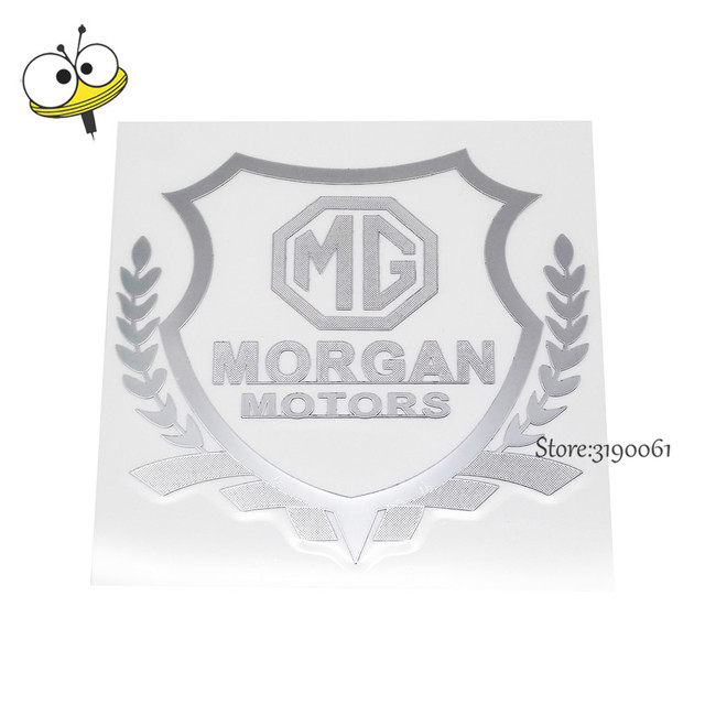 Cheap Car Sticker Emblem Badge Decal Auto Car Accessories For Mg