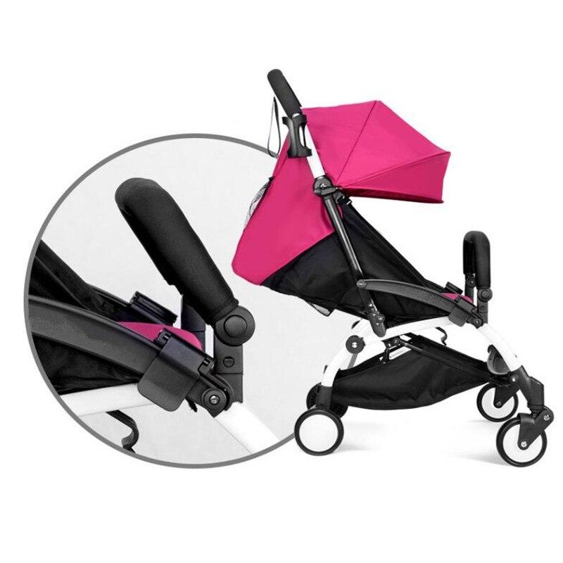 Baby Yoya Stroller Accessories Armrest Babyzen Yoyo,babytime Handrail Bumper Bar Wheelchairs Pram Baby Car Carriage Protector