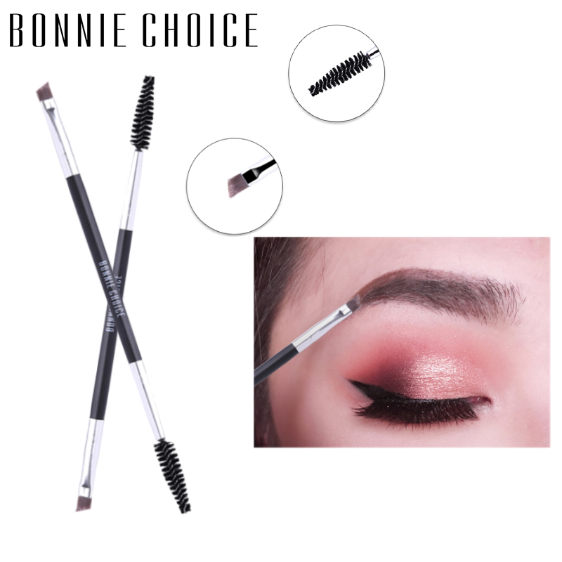 BONNIE CHOICE Makeup Brushes Eyebrow Brush Helical Comb Spoolie Essentials Blending Eye