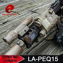 Элемент светодиодные Тактический комплект включает в себя LA-5/PEQ 15 WMX-200 Фонарик и Двойной Пульт Дистанционного Управления Подходит Для 20 мм рельсовый EX418