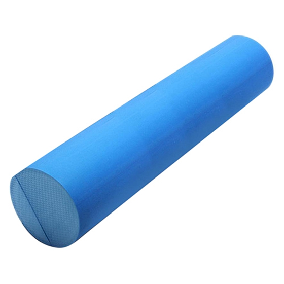 Smooth Yoga Pilates Fitness Gym Exercise Foam Roller EVA Physio