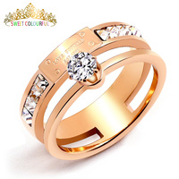 100% 18K 750Au Gold Custom name Moissanite Ring,Moissanite Engagement Ring, D color With national certificate MO 05