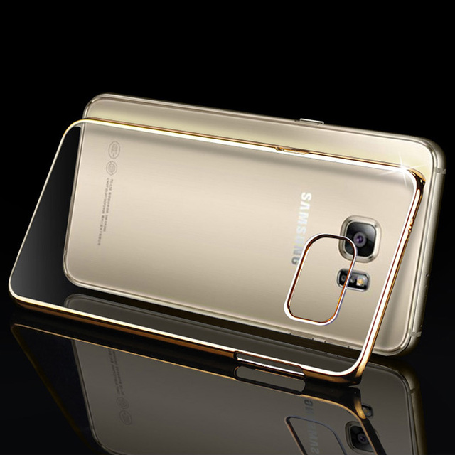 coque samsung galaxy s6 edge gold