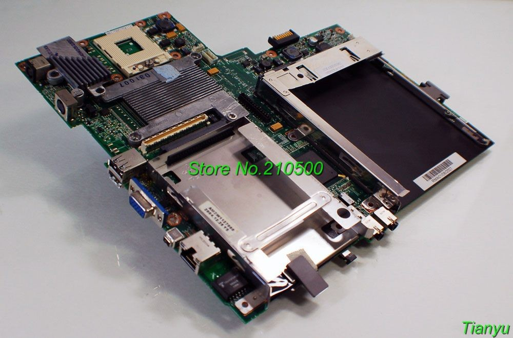 FOR Dell Inspiron 5100 5150 5160 laptop motherboard P/N