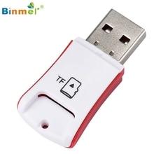 Memory Card Reader Adapter Mini USB 2.0 Micro SD TF T-Flash High Speed Feb17 Binmer MotherLander