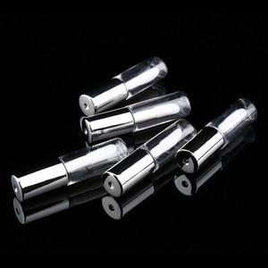 Image 2 - Contenedor de tubos vacíos de brillo de labios, contenedor de tubos de Tubos Bálsamo labial transparente de 1,2 ml, botellas recargables de lápiz labial, tubo de brillo de labios, 90 Uds.