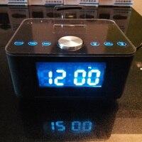 WFCVS Bluetooth Speaker Docking Station Dual USB para iPad iPhone máquina