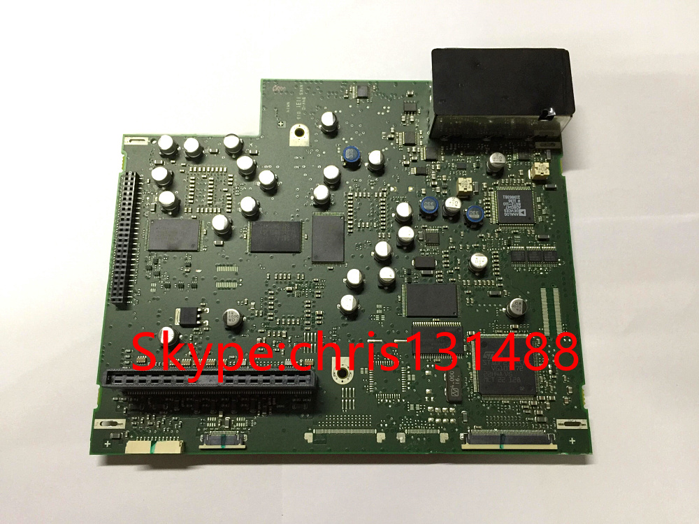 Free shipping Volkwagen RNS510 LED mainboard new style with code for VW Volkwagen RNS510 car GPS