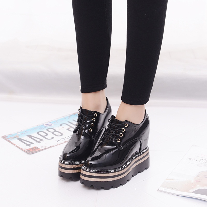 Women Casual Platform Shoes High Heels Shoes Woman Wedges Women Shoes trainers Loafers Height Increasing Dropshipping